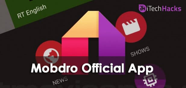 mobdro app for android phone