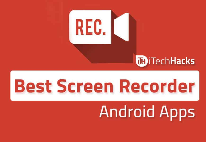 best screen recorder app