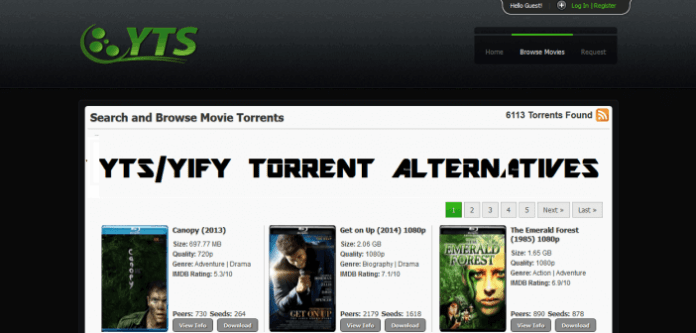 Kickass Torrent Alternatives That Works  - YTS kickass alternative 2017 - 8 Best KickAss Torrent Alternatives (Kat) 2018 (WORKING Torrents)