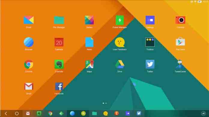 Remix OS Overview