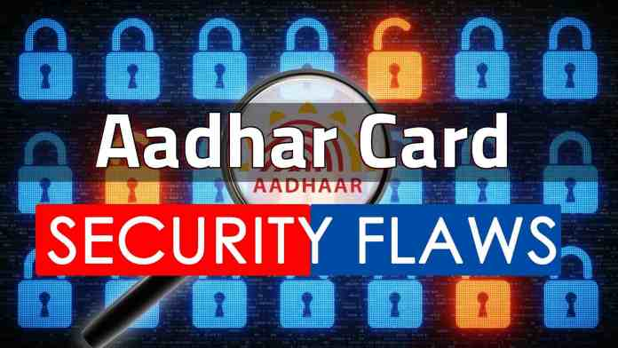 How an Aadhar Card Information Can Be Hacked And Used For Illegal Activities? Research Shows