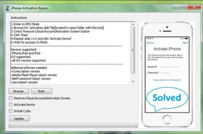 free download bypass icloud
