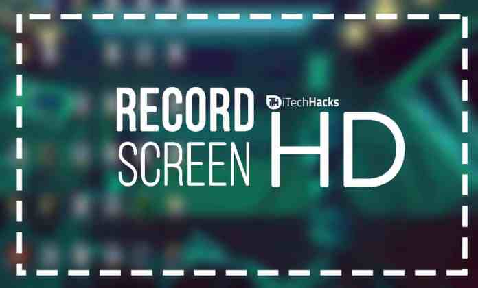 Top 5 Best Screen Recording Software or Apps for Windows  - Screen Recorder Softwares itechhacks - Top Premium Screen Recorders For Windows 2018