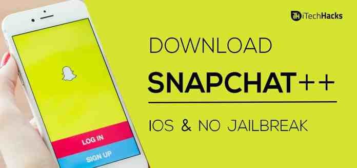 Download Snapchat++ IPA for iOS 11, iPhone, Android, PC