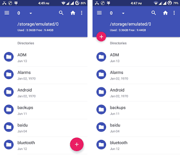 Amaze File Manager  - Amaze File Manager 2018 - Top 5 Best Android File Manager Apps 2018 (Latest)