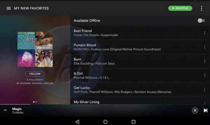 Spotify Premium APK Download for Android (No Root) 2018