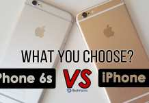 iPhone 6 vs iPhone 6S: Which one is Best to buy in 2018?
