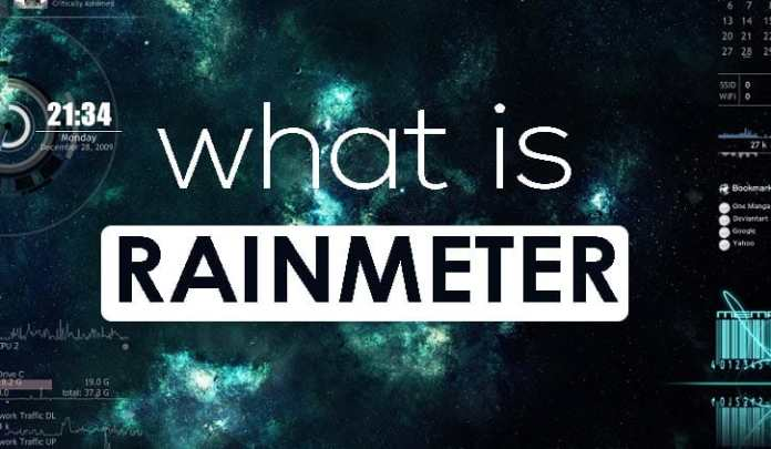 What is Rainmeter? Introduction to Rainmeter?