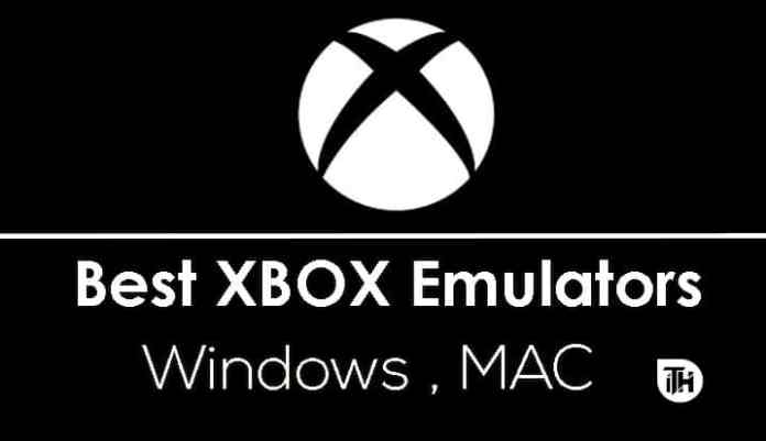 Top 5 Xbox One Emulators for Windows PC, MAC 2018