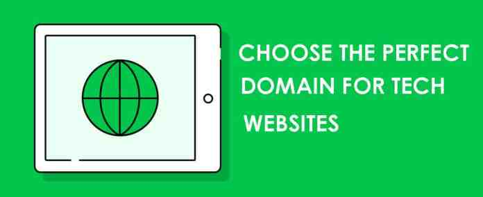 How to Choose the Perfect Domain Name for a Tech Site