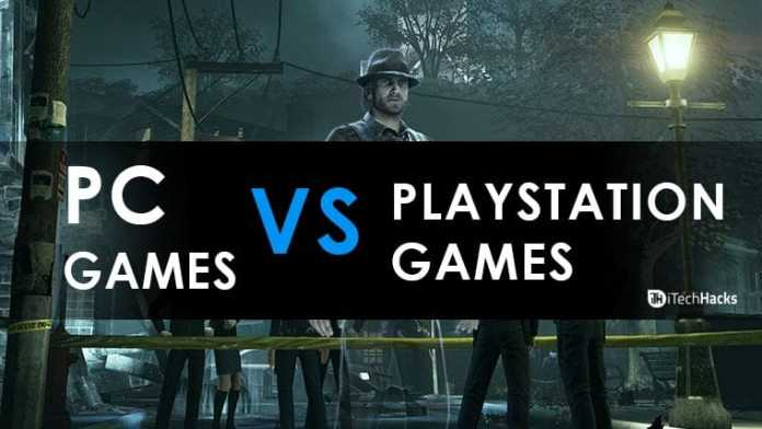 Why I love PC Gaming over Playstation (PS) Gaming? (7 Reasons Why)  - PC Games vs Playstation Games - Why I love PC Gaming over Playstation (PS) Gaming? (7 Reasons Why)