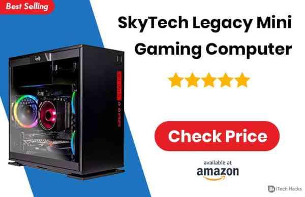 Skytech Legacy Mini Gaming Desktop: Specs, Features