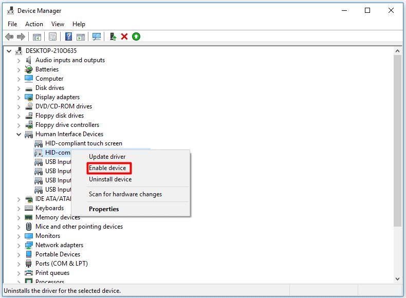 Windows 10 Oyunlarında Çalışmayan DS4windows'u Düzeltme