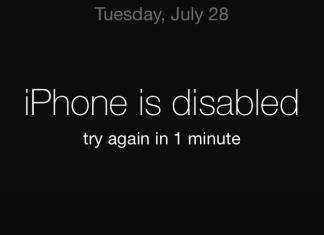 Unlock iPhone passcode when forgot screen lock