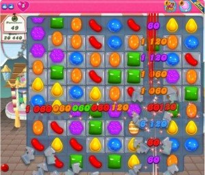 Candy Crush saga on windows