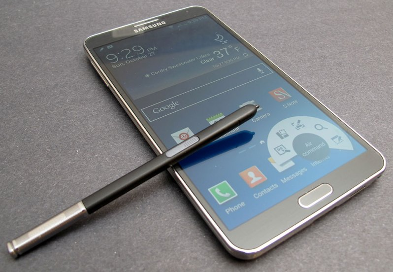 Note 3 Overheating Problem