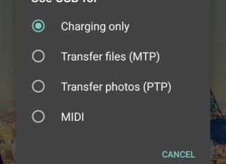Change Nexus 5X USB Connection from Charging to File Transfer
