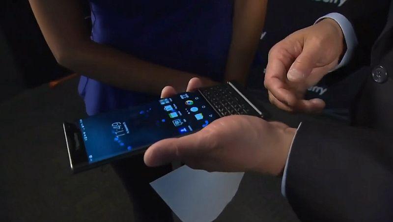Transfer Data from old Blackberry to Blackberry Priv -