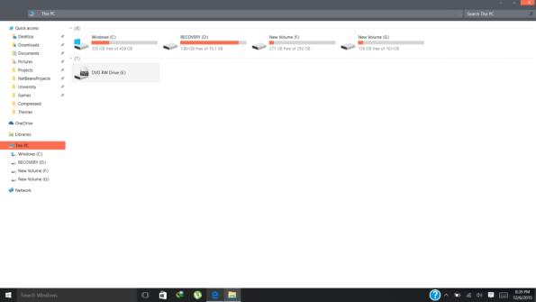 Custom Windows 10 Themes