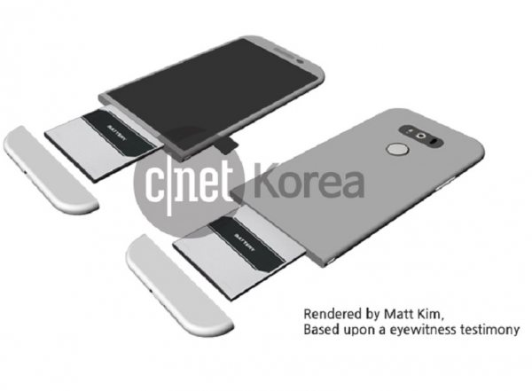 LG G5 Specs and features
