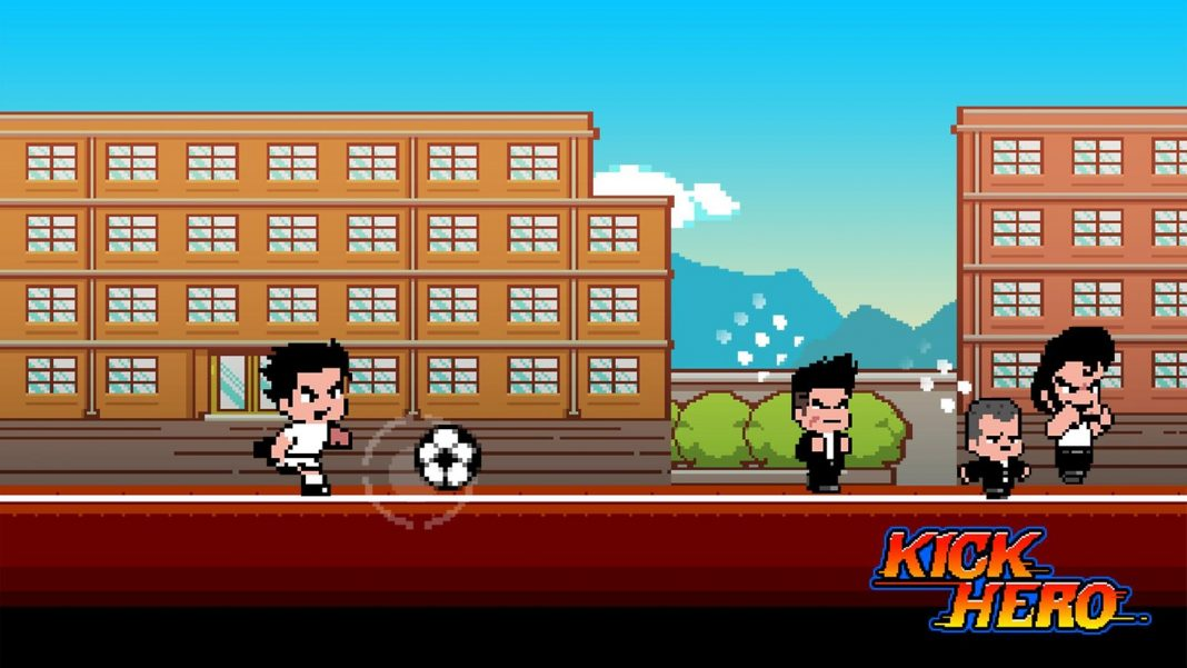 Download Kick Hero on Windows PC and Android