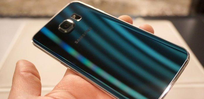 Samsung Galaxy S6 Stuck at Samsung Logo