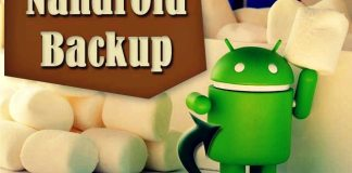 Make Nandroid Backup of Android Phone