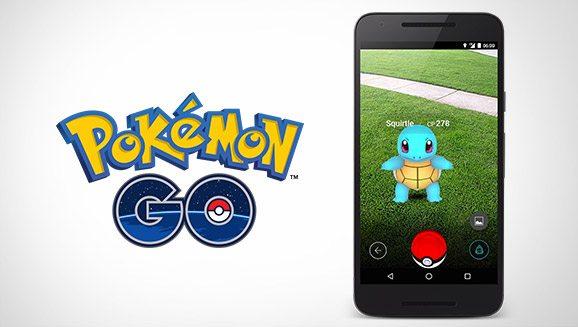 save data while playing Pokémon Go