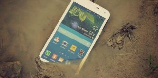 Fix Galaxy S5 by Wiping Cache Partition