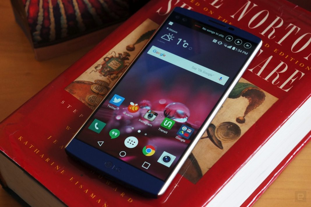 Fix Text Messenger Lagging on LG V10 -