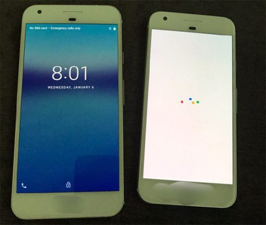 Specs and features of Google Pixel and Pixel XL