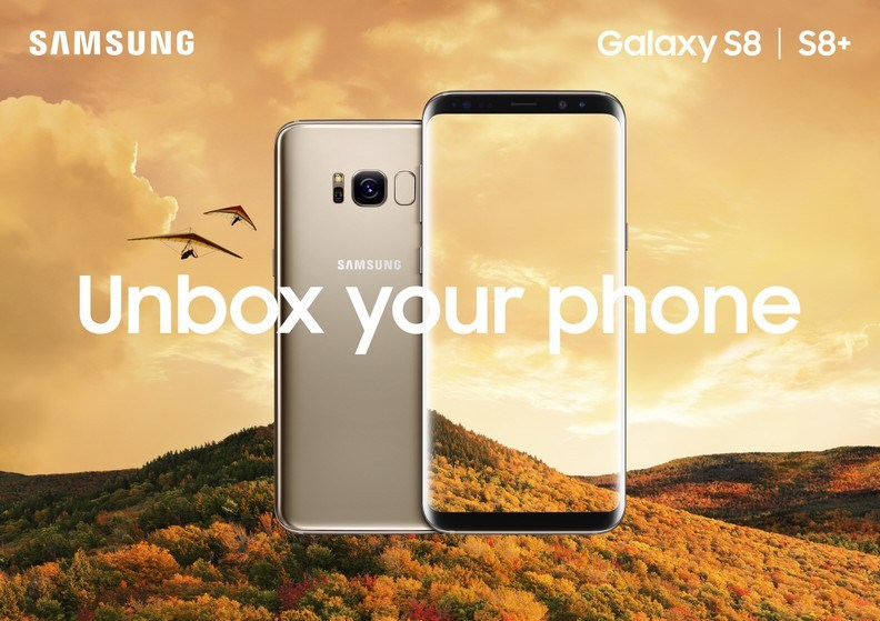 Track and Locate Lost Galaxy S8 Remotely -