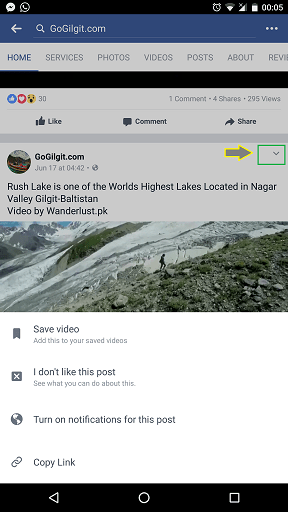 can you download facebook live videos