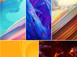 Download OnePlus 5T Stock Wallpapers