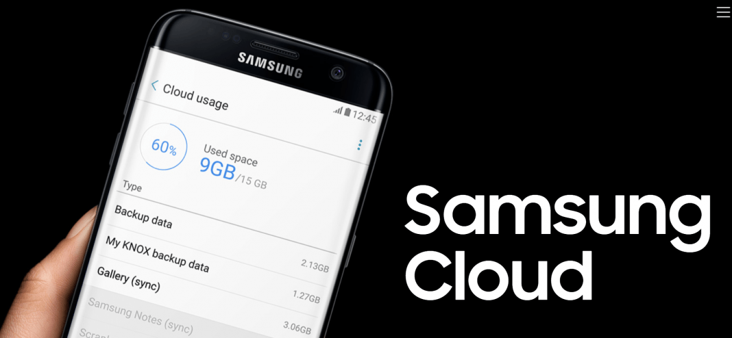 how to delete samsung cloud