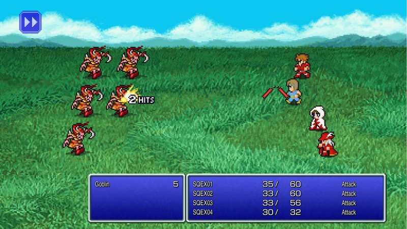The Final Fantasy Pixel Remasters Are Awesome