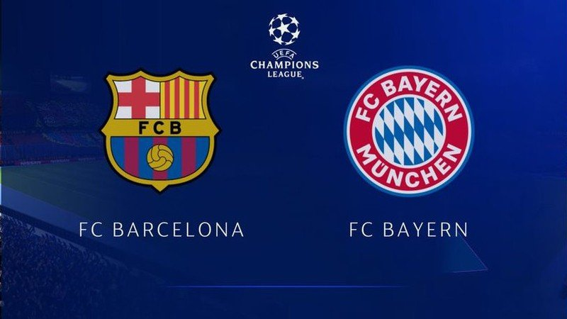 How to watch the Barcelona vs Bayern Munich: Live stream the Champions Leag
