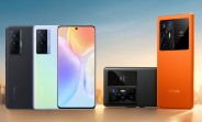 Weekly poll results: the vivo X70 Pro+ looks like a runaway success, the other two are also-rans