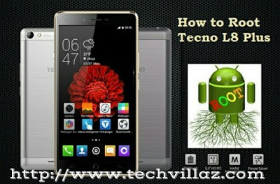 how-to-root-tecno-l8-plus