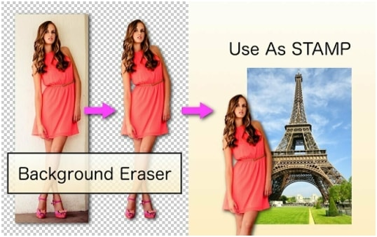 Background Eraser App Android