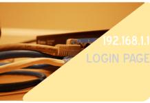192.168.1.1 Login Page, Admin, Username