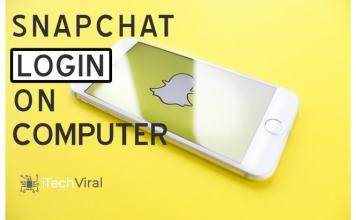 Snapchat Login