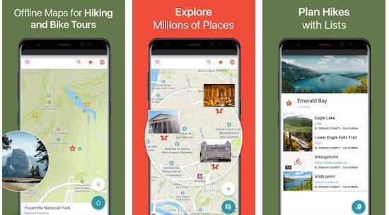 Best Offline Map App Travel
