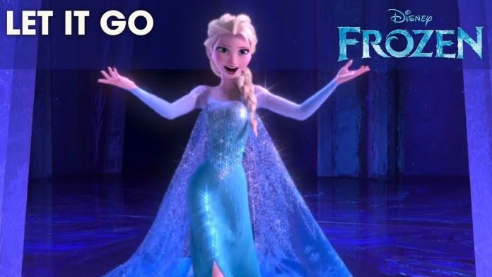 Best Animated Movies - Frozen