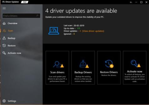 Free Driver Updater Software