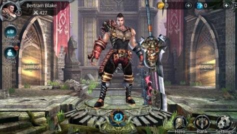 God of War 3 Alternatives Android