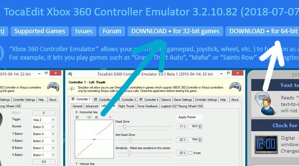 Install X360 Emulator