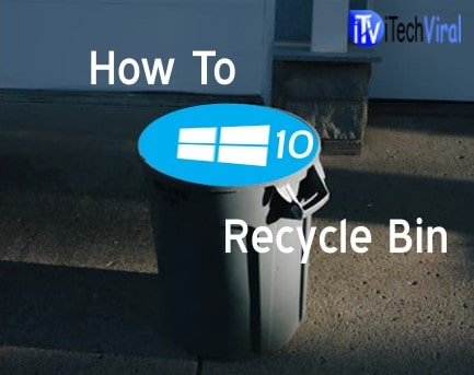 Empty Recycle Bin on Windows