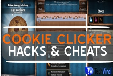 Cookie Clicker Cheats and Hacks 2020