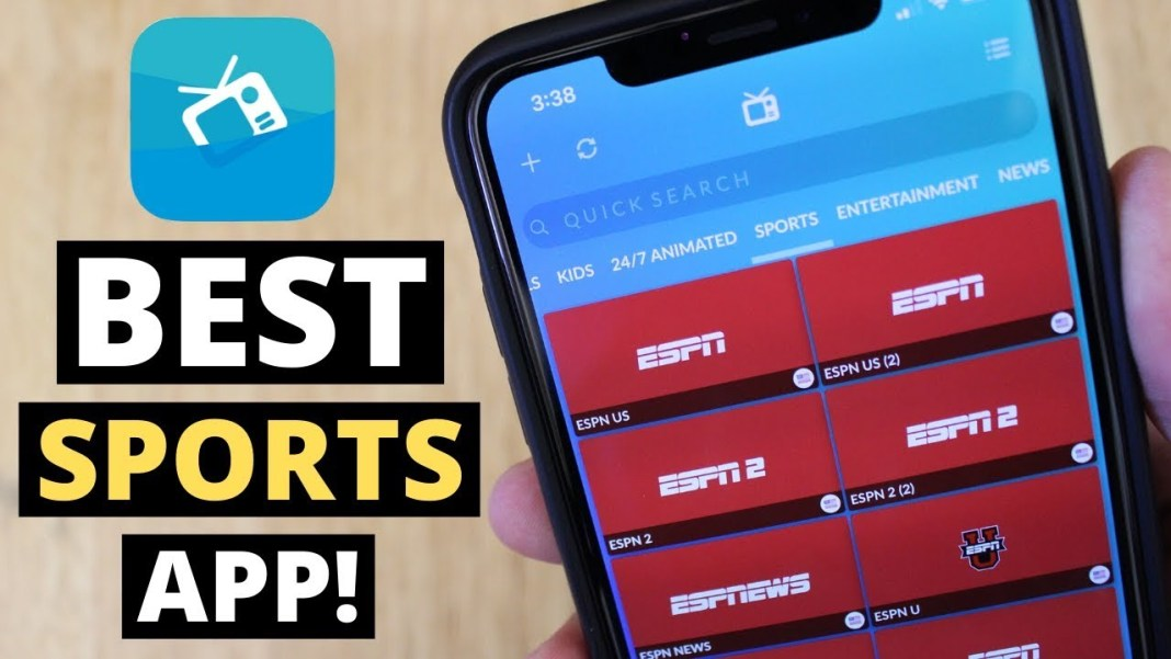 Best Sports Apps For Android and iPhone